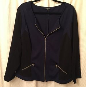 Notations Womens Jacket 2X From Bergners Worn Once